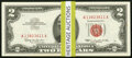 Fr. 1513 $2 1963 Legal Tender Notes. Thirty-One Examples. Crisp Uncirculated to Choice Crisp Uncirculated
