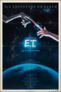 """Movie Posters:Science Fiction, E.T. The Extra-Terrestrial (Universal, 1982). Folded, Fine+. One Sheet (27"""" X 41"""") John Alvin Artwork. Science Fiction.. ..."""