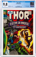 Silver Age (1956-1969):Superhero, Thor #136 (Marvel, 1967) CGC NM/MT 9.8 White pages....