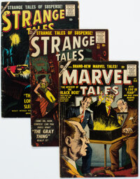 Atlas Silver Age Comics Group of 11 (Atlas, 1956-58) Condition: Average GD/VG.... (Total: 11 Comic Books)