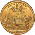 German States:Memmingen, German States: Memmingen. Free City gold Medallic 10 Ducat 1623 MS62+ NGC,...