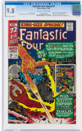 Silver Age (1956-1969):Superhero, Fantastic Four Annual #4 (Marvel, 1966) CGC NM/MT 9.8 Off-white to white pages....