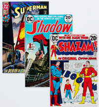 Bronze ad Modern Age Comics Group of 13 (Various Publishers,1970s-90s) Condition: Average VF-.... (Total: 13 Comic Books...