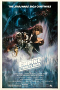 "Movie Posters:Science Fiction, The Empire Strikes Back (20th Century Fox, 1980). Rolled, Very Fine+. Poster (40"" X 60"") Style A, Roger Kastel Artwork.. ..."