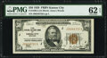 Small Size:Federal Reserve Bank Notes, Fr. 1880-J $50 1929 Federal Reserve Bank Note. PMG Uncirculated 62 EPQ.. ...