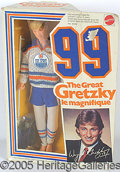 Miscellaneous, 1980S WAYNE GRETZKY DOLL IN BOX. We all may be getting a bit ...
