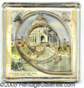 "General Historic Events:World Fairs, CASCADE & FESTIVAL HALL DEXTERITY PUZZLE 1904 WORLD'S FAIR. 3"" s..."