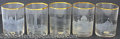 General Historic Events:World Fairs, 5 DIFFERENT ETCHED SOUVENIR GLASSES ST. LOUIS WORLD'S FAIR.5&nb...