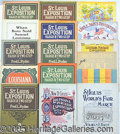 General Historic Events:World Fairs, ST. LOUIS WORLD'S FAIR SHEET MUSIC - LOT OF 15. 15 piece...