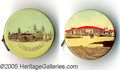 General Historic Events:World Fairs, ST. LOUIS WORLD'S FAIR TAPE MEASURES - 2 DIFFERENT. 2 different ...