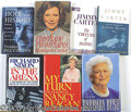 Autographs:U.S. Presidents, FINE AUTOGRAPHED BOOK COLLECTION. Seven volumes, as shown, all i...