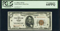 Small Size:Federal Reserve Bank Notes, Fr. 1850-G $5 1929 Federal Reserve Bank Note. PCGS Very Choice New 64PPQ.. ...