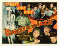 """Movie Posters:Comedy, Ghosts on the Loose (Monogram, 1943). Fine on Paper. Half Sheet (22"""" X 28""""). Comedy.. ..."""
