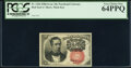 Fr. 1266 10¢ Fifth Issue PCGS Very Choice New 64PPQ