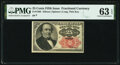 Fractional Currency:Fifth Issue, Fr. 1308 25¢ Fifth Issue PMG Choice Uncirculated 63 EPQ.. ...