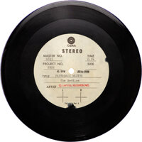 """The Beatles """"Paperback Writer"""" 45 RPM Acetate/Test Pressing With Original Sleeve and Envelope"""