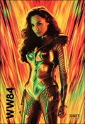 """Movie Posters:Action, Wonder Woman 1984 (Warner Bros., 2020). Rolled, Very Fine/Near Mint. Bus Shelter (48"""" X 70"""") Advance. Action.. ..."""