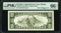Error Notes:Offsets, Full Face to Back Offset Error Fr. 2026-G $10 1981A Federal Reserve Note. PMG Gem Uncirculated 66 EPQ.. ...
