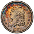 1835 H10C Large Date, Small 5C, AU53 PCGS. PCGS Population: (9/84). NGC Census: (0/0). CDN: $220 Whsle. Bid for NGC/PCGS...
