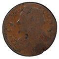 1787 CONNCT Connecticut Copper, Mailed Bust Left, Good 4 PCGS. PCGS Population: (2/115). NGC Census: (2/128). ...(PCGS#...