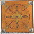 Antiques:Toys, THE OWL GAME BOARD-CHICAGO-1901. Manufactured by Edw. Mikkels...