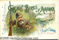 Miscellaneous:Trading Cards, ALLEN & GINTER ALBUM - GAME BIRDS OF AMERICA. The 1880'stobacco...