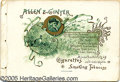 Miscellaneous:Trading Cards, ALLEN & GINTER BIRDS OF AMERICA TOBACCO ALBUM. In the late1880'...