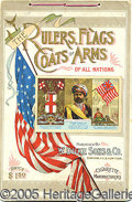 Miscellaneous:Trading Cards, DUKE ALBUM - RULERS, FLAGS AND COATS OF ARMS. The proliferation ...