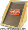 Advertising:Tobacciana, GREAT TAMPA NUGET CIGAR DISPLAY CASE. Excellent display ca...