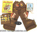 Entertainment Collectibles:TV & Radio, TOO CUTE ! LONE RANGER TONTO PLAY SUIT AND STATIONARY. Additiona...