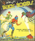 Entertainment Collectibles:Movie, FANTASTIC BUCK ROGERS POP UP BOOK 1935. This wonderful represent...