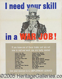 """WORLD WAR TWO POSTER COLLECTION. FONT face=""""Courier New"""" FONT face=Arial Includes: 10 x 14"""" Christmas mot..."""