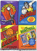 Miscellaneous, (4) UNOPENED TOPPS BASKETBALL WAX PACKS. Is an Dr. J rookie c...
