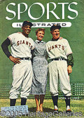 """Miscellaneous, """"SPORTS ILLUSTRATED"""" APRIL 11, 1955. Through many issues imme..."""