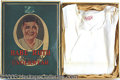 "Miscellaneous, ""BABE RUTH"" UNDERWEAR. To place Babe Ruth endorsements in exact ..."