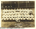 Miscellaneous, THE 1939 WORLD CHAMPIONS. This period photo print of the '39 ...