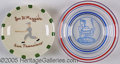 Miscellaneous, JOE DIMAGGIO ACCESSORY DISHES. As a pair, we offer these two Joe...