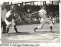 Miscellaneous, 1938 DIMAGGIO WIRE PHOTO. The significance of this wire photo ma...