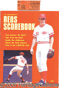 Miscellaneous, SEAVER NO-HITTER PROGRAM/TICKET. At long last, after so many nea...