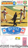 Miscellaneous, CROSLEY FIELD'S LAST GAME. Nearly 35 years distant from the p...