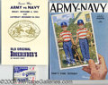 Miscellaneous, 1963 ARMY-NAVY PROGRAM. The tickets remained unchanged - as e...