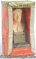 Miscellaneous, 1963 HOF STATUE. In 1963, the Hall of Fame's gift shop introduce...