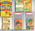 Miscellaneous, 1949 KARUTA TOHOKU COMPLETE SET. In terms of scarcity, this set'...