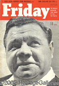 """Miscellaneous, """"FRIDAY"""" MAGAZINE - JAN. 3, 1941. As a refreshing departure from..."""