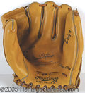 "Miscellaneous, ""BROOKS ROBINSON"" MODEL GLOVE. We're told that this offered ""Bro..."