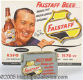 Miscellaneous, OL' DIZ AND FALSTAFF. In the '40's, Dizzy Dean hung up his spike...