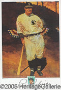Miscellaneous, A NATIONAL TRIBUTE TO GEHRIG. Among the more recent commemorativ...