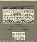 Miscellaneous, THE 1925 WORLD CHAMPIONS. This calendar, as our photo indicat...