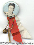 Miscellaneous, PM10 DIMAGGIO (BLUE). Through the years of his appearing on stad...