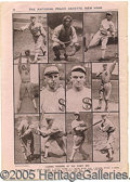 Miscellaneous, STILL, THE CHICAGO WHITE SOX. As the caption benignly reports, t...